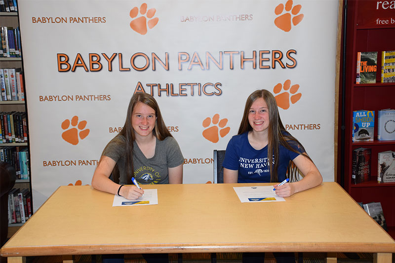 Forensics and Field Hockey for the Baldwin Sisters