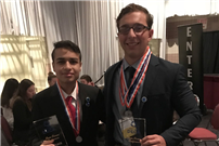 Students Excel at DECA competition photo