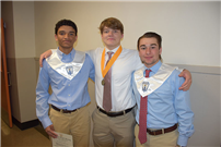 National Honor Society Inductions photo